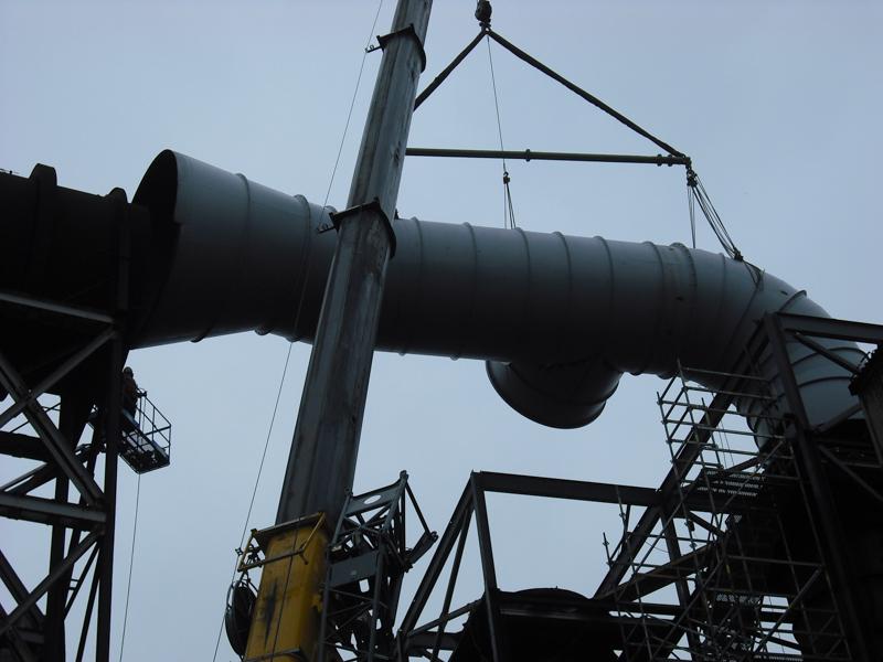 7 Furnace Amp Ductwork Upgrade Alton Steel