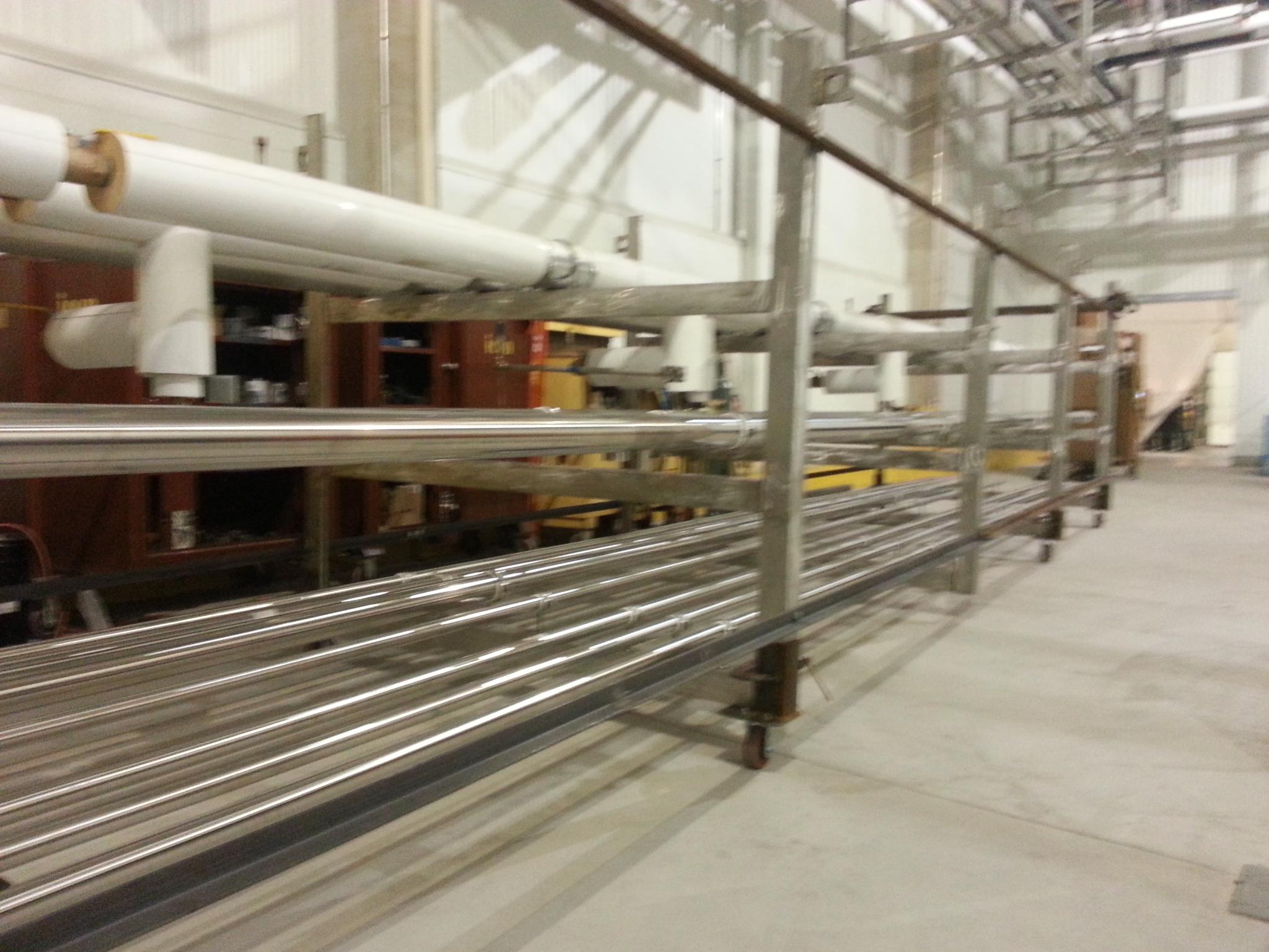 Facility Expansion Kraft Foods Capri Sun
